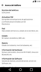 Actualiza el software del equipo - LG X Power - Passo 6