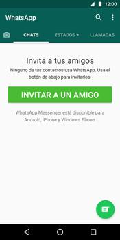 Configuración de Whatsapp - Motorola Moto G6 Plus - Passo 13