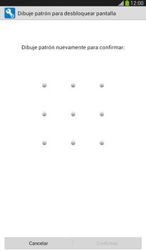 Desbloqueo del equipo por medio del patrón - Samsung Galaxy Tab 3 7.0 - Passo 10