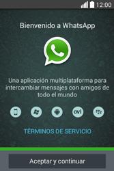Configuración de Whatsapp - LG L40 - Passo 4