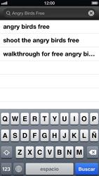 Instala las aplicaciones - Apple iPhone 5 - Passo 5