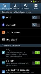 Configura el hotspot móvil - Samsung Galaxy S4  GT - I9500 - Passo 4