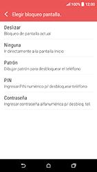 Desbloqueo del equipo por medio del patrón - HTC Desire 530 - Passo 6