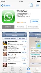 Instala las aplicaciones - Apple iPhone 5s - Passo 15