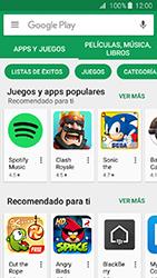 Instala las aplicaciones - Samsung Galaxy J3 - J320 - Passo 7