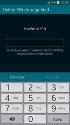 Desbloqueo del equipo por medio del patrón - Samsung Galaxy Alpha - G850 - Passo 13