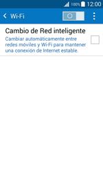 Configura el WiFi - Samsung Galaxy J1 - J100 - Passo 5