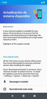 Actualiza el software del equipo - Motorola Moto G7 Plus - Passo 8