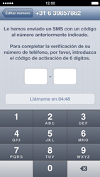 Configuración de Whatsapp - Apple iPhone 5s - Passo 9