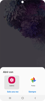 Tomar una captura de pantalla - Samsung Galaxy S20 - Passo 7