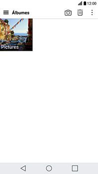 Transferir fotos vía Bluetooth - LG V20 - Passo 3
