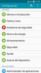 Actualiza el software del equipo - Samsung Galaxy A3 - A300M - Passo 5