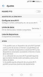 Configura el hotspot móvil - Huawei P10 - Passo 9