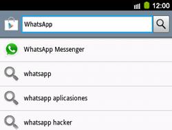 Instala las aplicaciones - Samsung Galaxy Y Pro GT - B5510 - Passo 14
