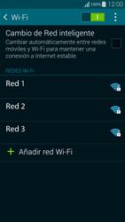 Configura el WiFi - Samsung Galaxy Alpha - G850 - Passo 6
