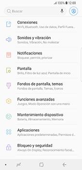 Desactivación límite de datos móviles - Samsung Galaxy S9 - Passo 4
