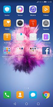 Configura el hotspot móvil - Huawei P Smart - Passo 3