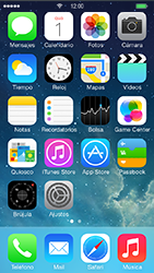 Activa el equipo - Apple iPhone 5s - Passo 1
