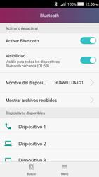Conecta con otro dispositivo Bluetooth - Huawei Y3 II - Passo 6