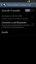 Configura el hotspot móvil - Samsung Galaxy S 3  GT - I9300 - Passo 6