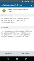 Actualiza el software del equipo - HTC One A9 - Passo 8