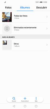 Transferir fotos vía Bluetooth - Huawei Mate 20 Lite - Passo 5