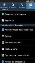 Actualiza el software del equipo - Samsung Galaxy S4  GT - I9500 - Passo 6