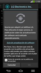 Actualiza el software del equipo - LG G Flex - Passo 9