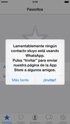Configuración de Whatsapp - Apple iPhone 6s - Passo 13