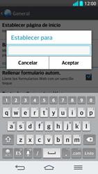 Configura el Internet - LG G2 - Passo 25