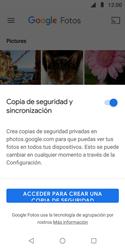 Transferir fotos vía Bluetooth - Motorola Moto E5 Play - Passo 4