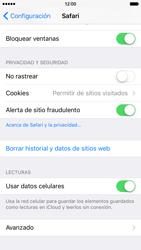 Limpieza de explorador - Apple iPhone 6 - Passo 4