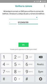 Configuración de Whatsapp - Samsung Galaxy A7 2017 - A720 - Passo 7