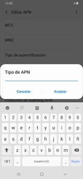 Configura el Internet - Samsung Galaxy A30 - Passo 14