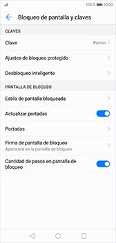 Desbloqueo del equipo por medio del patrón - Huawei P20 - Passo 11