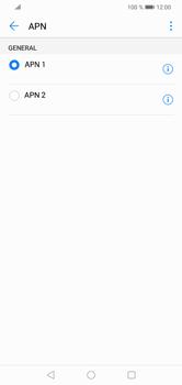Configura el Internet - Huawei Y7 2019 - Passo 15