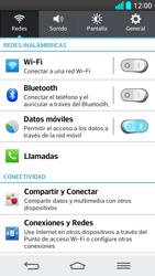 Desactiva tu conexión de datos - LG G2 - Passo 3