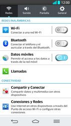 Configura el Internet - LG G2 - Passo 4