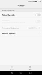 Conecta con otro dispositivo Bluetooth - Huawei P9 Lite Venus - Passo 5
