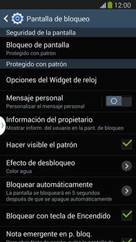 Desbloqueo del equipo por medio del patrón - Samsung Galaxy Note Neo III - N7505 - Passo 16
