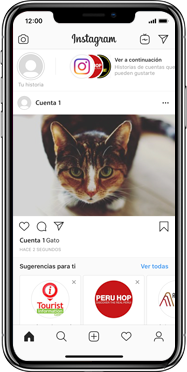 iOS Instagram