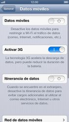 Configura el Internet - Apple iPhone 5 - Passo 5