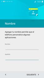 Activa el equipo - Samsung Galaxy S6 - G920 - Passo 10