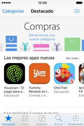 Instala las aplicaciones - Apple iPhone 4s - Passo 3