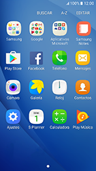 Configura el hotspot móvil - Samsung Galaxy J5 Prime - G570 - Passo 3
