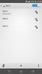 Configura el WiFi - Sony Xperia M2 Aqua D2303 - Passo 8