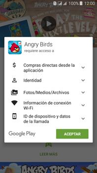Instala las aplicaciones - Samsung Galaxy J7 - J700 - Passo 19