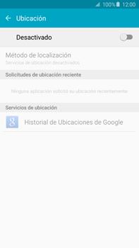 Uso de la navegación GPS - Samsung Galaxy Note 5 - N920 - Passo 18