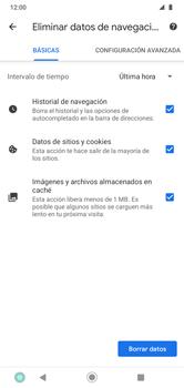 Limpieza de explorador - Motorola Moto G8 Play (Single SIM) - Passo 12