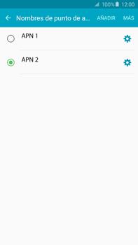 Configura el Internet - Samsung Galaxy Note 5 - N920 - Passo 17